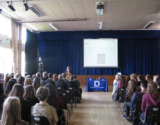 Talk given at Didcot Girls School