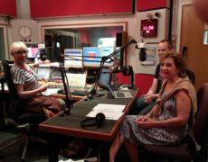 Interview at BBC Radio Oxford